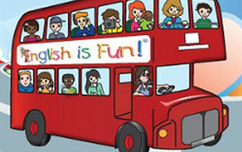 English is Fun! Prova gratuita per bambini dai 3 ai 6 anni