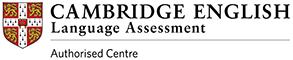 Cambridge English authorised centre