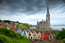 Viaggio studio di gruppo a Cork