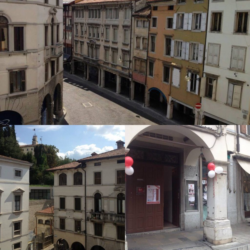 ELC Udine - la sede